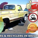 UTE Wreckers Brisbane