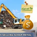 Scrap Metal: A Way to Earn Extra Bucks If Treated Properly