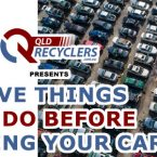 Five Things You Must Do Before Selling Your Car to a Salvage Yard